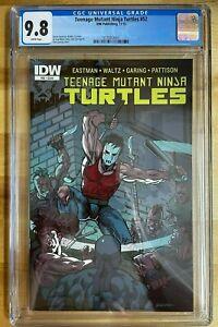 Teenage Mutant Ninja Turtles 52 CGC 9.8
