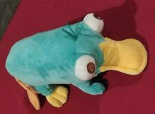 """Disney Store Phineas And Ferb Perry 10"""" Plush"""