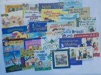 Lot of 29 PJ Library Jewish Religious PB Picture BOOKS Hanukkah Purim + C447