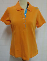 CMP Damen Polo-Shirt Stretch 3D72646 C568 orange Gr.36/XS