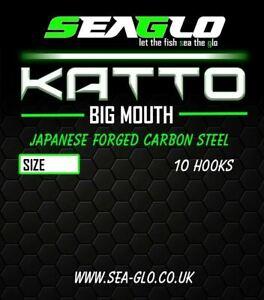 Seaglo Katto Big Mouth Hooks