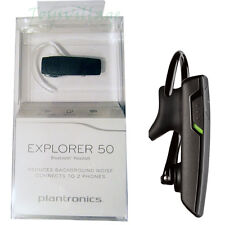 Plantronics Original Explorer 50 Bluetooth Headset f.Samsung,HTC,Sony,Nokia,NEU