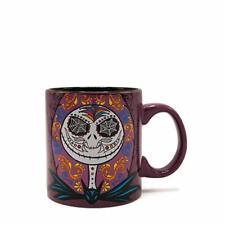 Walt Disney Nightmare Before Christmas Jack Sugar Skull 20oz Ceramic Coffee Mug