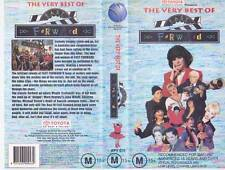 FAST FORWARD THE VERY BEST OF   ~ VIDEO  VHS PAL RARE VINTAGE