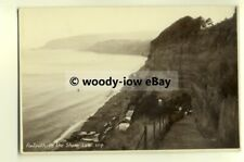 h0902 - Footpath to the Shore at Lake , Isle of Wight - postcard