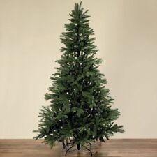 Hochwertiger dichter künstlicher Tannenbaum grün H210cm Weihnachtsbaum Christbau