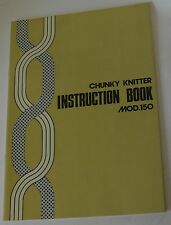 Instruction Book for Knitmaster Empisal 150 Knitting Machine - K506