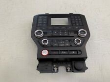 2015-2019 FORD MUSTANG RADIO CLIMATE CONTROL ENGINE START PANEL SYSTEM OEM 15-19