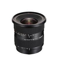 Sony Alpha SAL1118 11-18 mm F/4.5-5.6 DT Objektiv