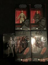 star wars black series 6 inch lot Droid Attack