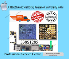 IC 338S1285 Audio Small IC Chip Replacement for iPhone 6S / 6S Plus No sound Fix