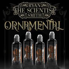 Ryan Smith Ornamental Set of 4 Bottles — World Famous Tattoo Ink — 1oz