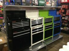 "Draper 24"" Combined Roller Cabinet & Tool Chest Available 4 colours GREEN 19566"