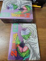 Dragon Ball Z Season 7 Blu-ray LIMITED EDITION STEELBOOK RARE BRAND NEW