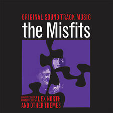 Original Film Soundtrack / Alex North – The Misfits CD
