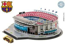 Barcellona Camp Nou Stadium Puzzle ~ 3D ~ Official Licensed Product