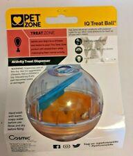 NIP PET ZONE IQ Treat Ball Activity Treat Dispenser