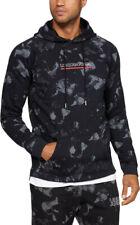 Men's Under Armour UA Baseline Fleece Graphic Hoodie 1326751 New Size L