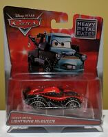 DISNEY PIXAR CARS HEAVY METAL LIGHTNING McQUEEN HEAVY METAL MATER *BRAND NEW*