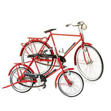 Retro Miniature Bicycles - Red (His)