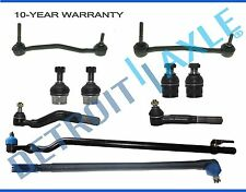 New 10pc Complete Front Suspension Kit - Ford Excursion F-250 Super Duty 4WD