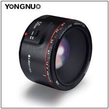 YONGNUO YN50MM Lens F1.8 II AF/MF Standard Prime Lens for Canon 7DII 6DII 50D 5D