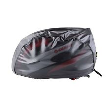 Black Windproof Road Bike Bicycle Cycling Helmet Cover Racing Protective Cover