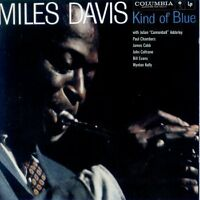 MILES DAVIS Kind Of Blue CD BRAND NEW w/ Bonus Track
