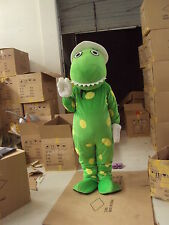 dorothy the dinosaur mascot costume adult size same as photo fast posting