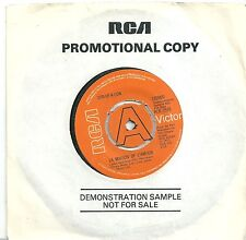 SON OF A GUN LA MAISON DE L'AMOUR uk demo / promo ex+ with rare promo sleeve
