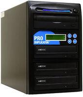 Produplicator 1-3 M-Disc Burner 24X SATA CD DVD Duplicator Duplication Tower
