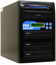 Produplicator 1-3 M-Disc Burner 24X SATA CD DVD Duplicator Duplication Tower