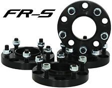 Scion FRS FR-S 2013 2014 20 MM THICK BLACK WHEEL SPACERS ADAPTERS 5x100 56.1 HUB