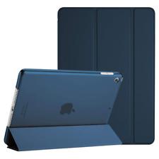 iPad 8 2020 10.2 Smart Cover Tablet Schutz Hülle Case Etui Hülle Tasche Blau