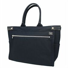 Yoshida Bag PORTER GIRL NAKED Tote Bag M 667-09469 Navy