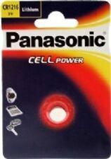 1 Piles jetables Panasonic pour équipement audio et vidéo