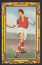 L.t.a. Robinson-cumplir las estrellas 1949-Wally Ardron-Nottingham Forest