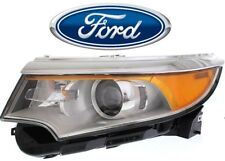 For Ford Edge 07-14 Lincoln MKX 07-15 Driver Left Headlight Lamp Genuine