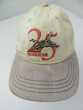 Falcon Rejoin 25 Edwards AFB CA USA 1974-1999 Adjustable Adult Ball Cap Hat