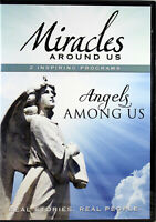 Miracles Around Us Angels Among Us NEW DVD Real Stories Real People 2 Programs