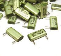 nos 10x diapositivas condensador ero kc1849 10 nf//630 voltios RM 15 mm