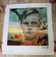 b0b442a655a Salvador Dali - Portrait de mon frère - lithographie gravure