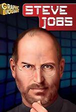 NEW - Steve Jobs Graphic Biography (Saddleback's Graphic Biographies)