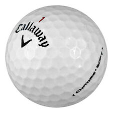 120 Callaway Chrome Soft Mint AAAAA Recycled Used Golf Balls