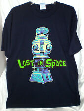 LOST IN SPACE B-9 ROBOT TV SHOW EXTRA-LARGE T SHIRT VINTAGE (1997) NEW TAG