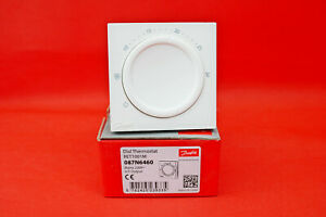 Danfoss RET1001M Mains Powered Dial Thermostat Volt-Free Output 087N6460