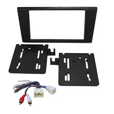 Radio Double Din Dash Mount Kit/Harness 8/16 Pin Premium Sound For Ford/Lincoln