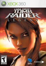 Tomb Raider Legend Xbox 360 Game Complete