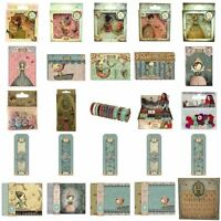 CLEARANCE! Santoro London Willow + Mirabelle Paper  + Card Craft Collection
