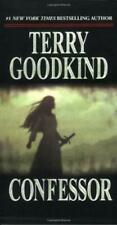 Confessor by Goodkind, Terry-ExLibrary